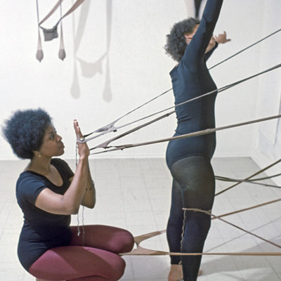 Senga Nengudi: Improvisational Gestures, July 16–October 9