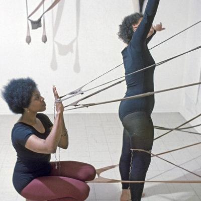 Senga Nengudi: Improvisational Gestures, July 16–October 9