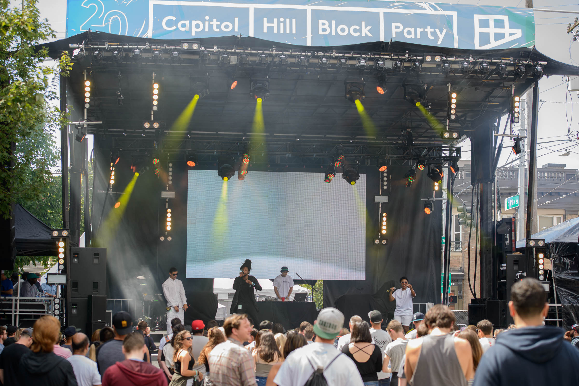 Capitol Hill Block Party 2016