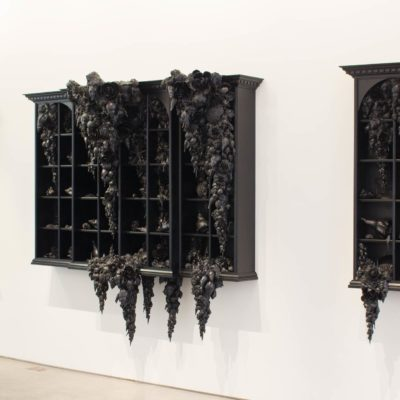 Seattle Art Fair 2016 Gallery Booth Guide: Black Out