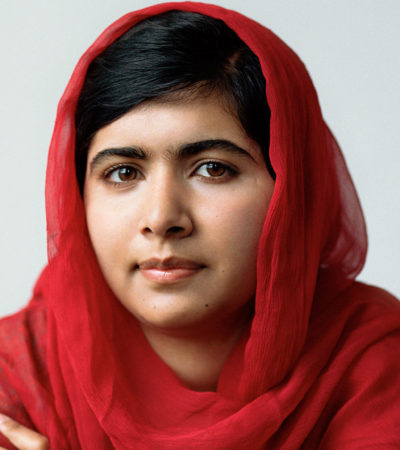 Unique Lives: Malala Yousafzai in Seattle, July 24