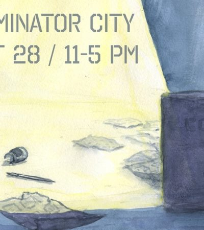 Exterminator City 6 at Push/Pull, August 28