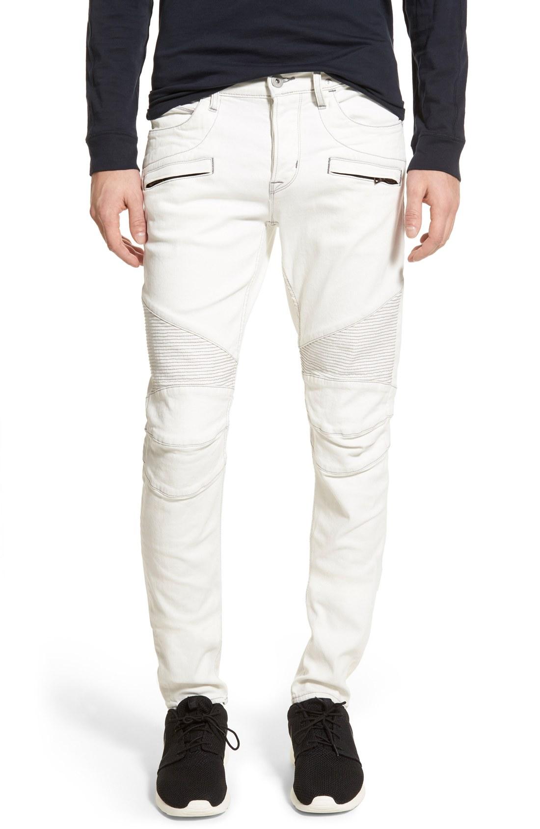 Hudson-Blender-Skinny-Fit-Moto-Jeans-Peroxide-1