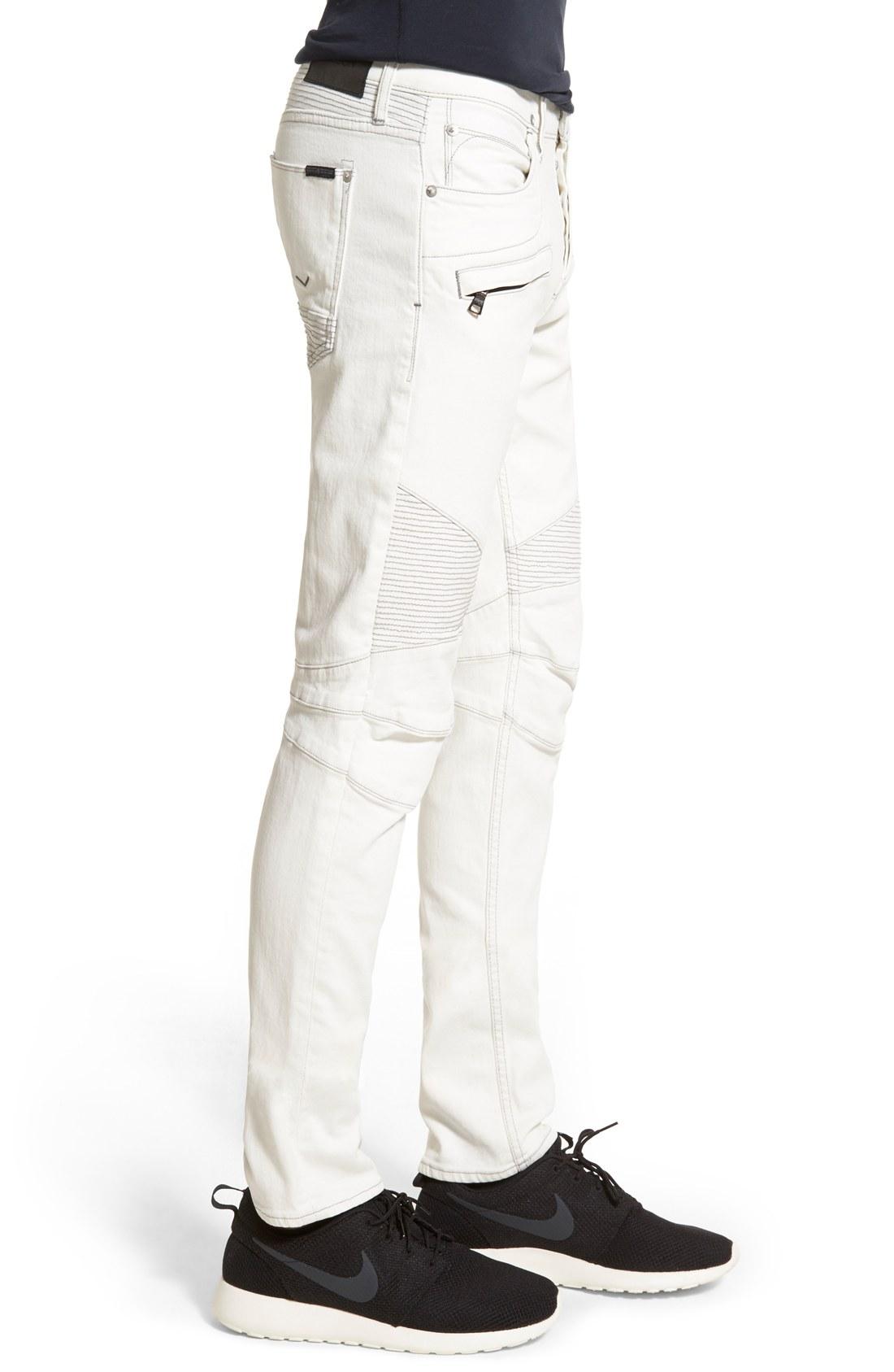 Hudson-Blender-Skinny-Fit-Moto-Jeans-Peroxide-3