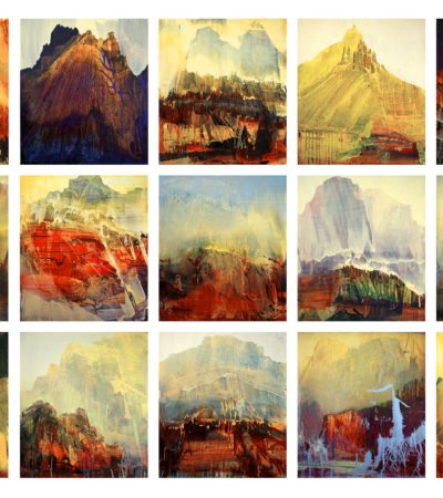Seattle Art Fair 2016 Gallery Booth Guide: Mountain Tops
