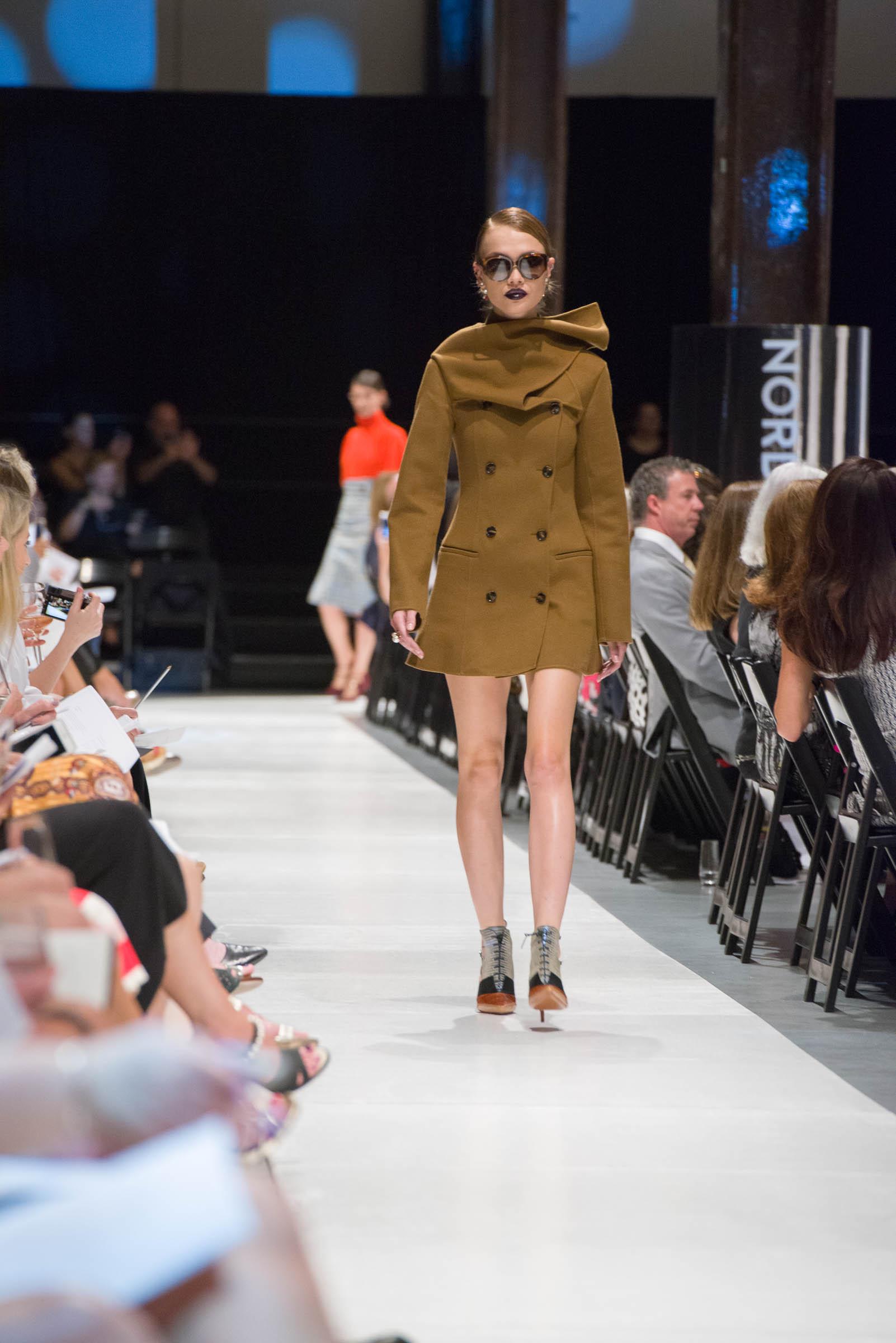 NDP Christian Dior Camel Coat