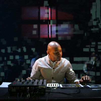 DJ Spooky's <em>The Hidden Code</em> at Benaroya Hall, October 27