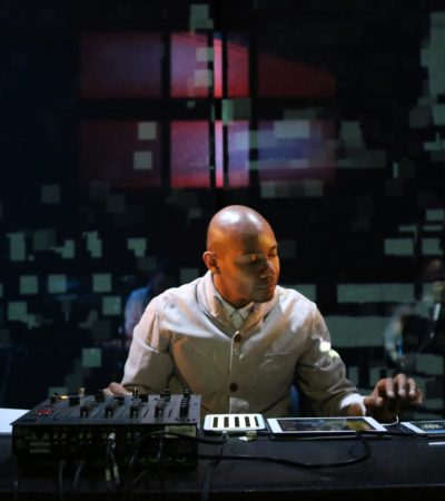 DJ Spooky&#8217;s <em>The Hidden Code</em> at Benaroya Hall, October 27