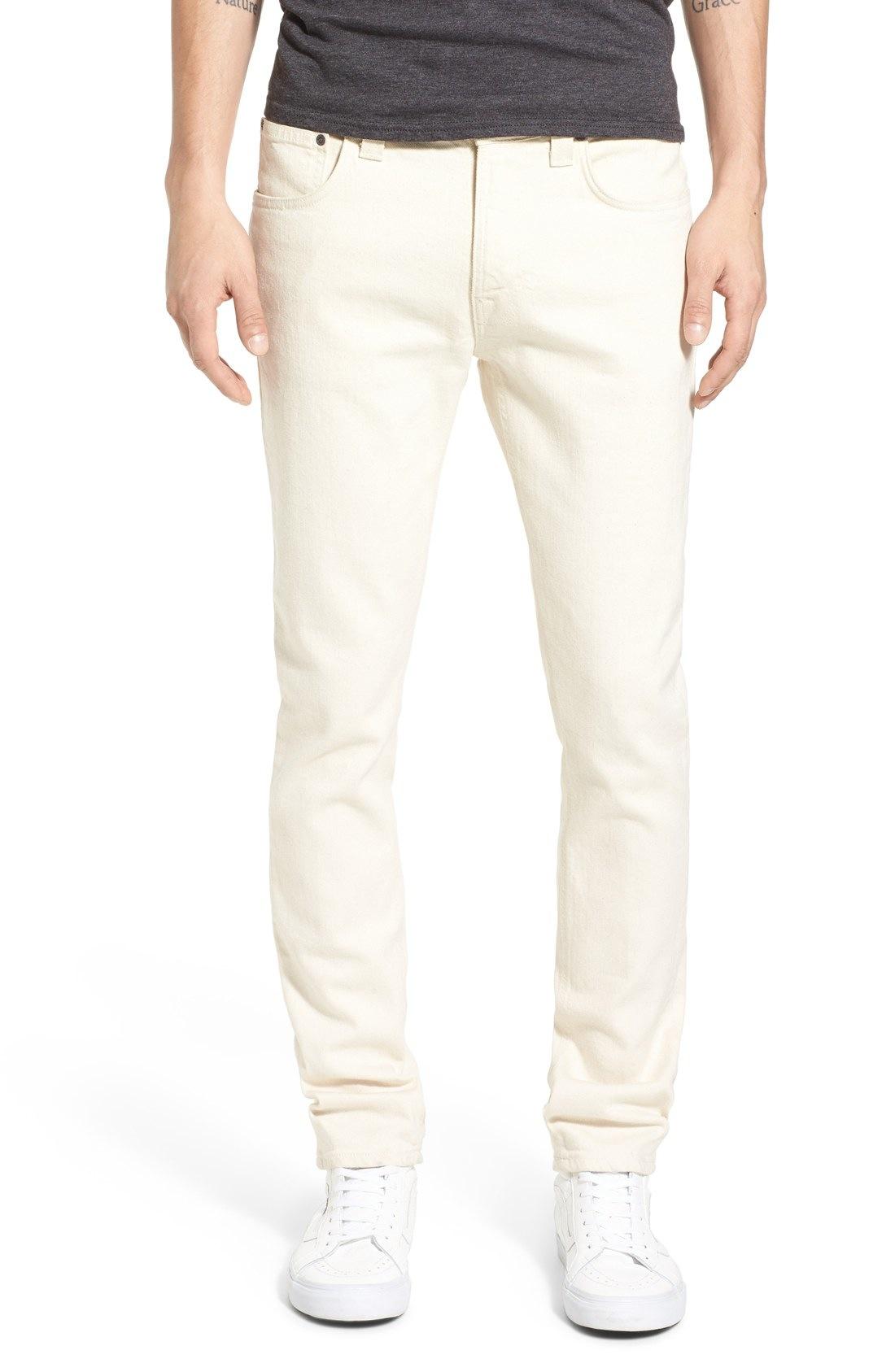 The-Nudie-Lean-Dean-skinny-fit-jeans-Ecrue-2