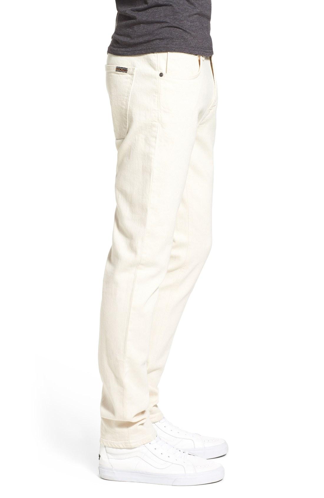 The-Nudie-Lean-Dean-skinny-fit-jeans-Ecrue-3