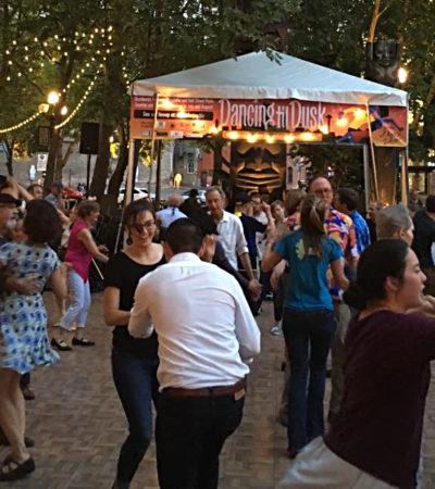 <em>Dancing til Dusk</em> Fundraiser and Ball Blanc, August 30