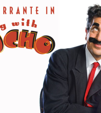 An Evening with Groucho at Teatro ZinZanni, August 10