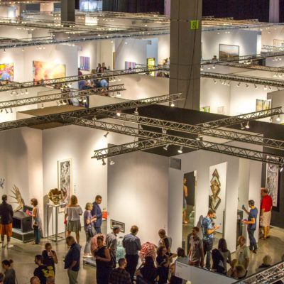 Seattle Art Fair 2016 Leaves Room to Breathe and to Grow