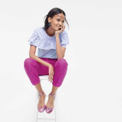 J.Crew Launches At Nordstrom