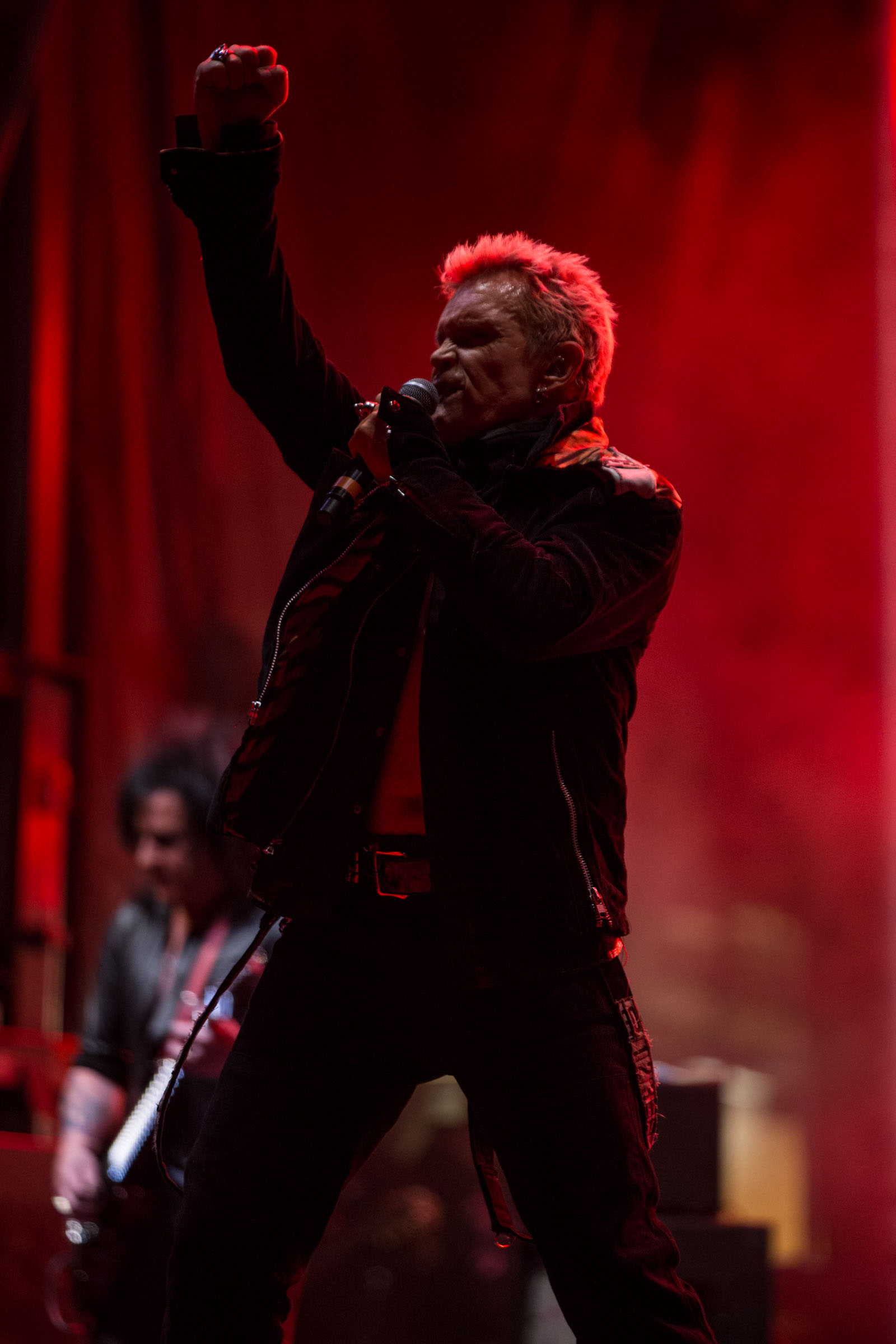 Bumbershoot 2016: Billy Idol