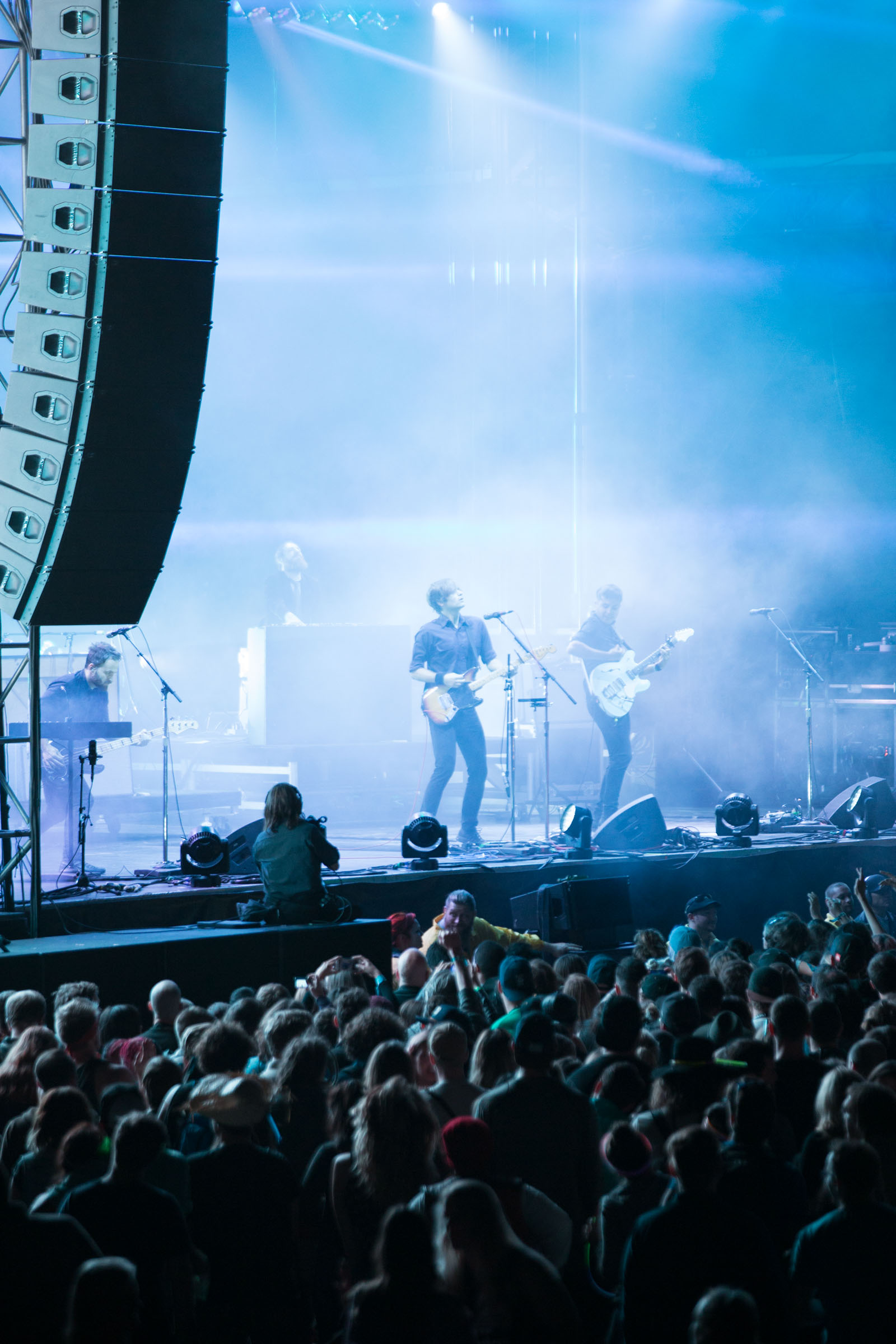 Bumbershoot 2016: Death Cab for Cutie