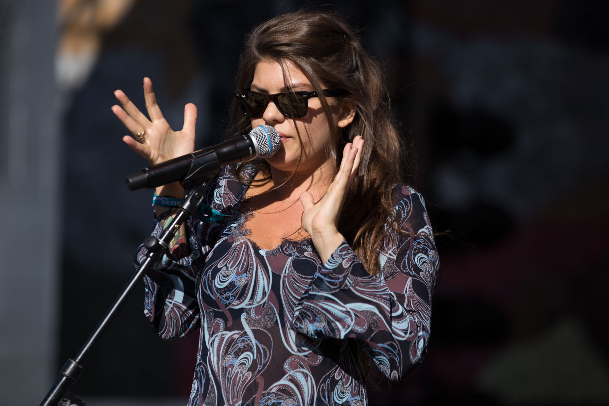 Bumbershoot 2016: Donna Missal
