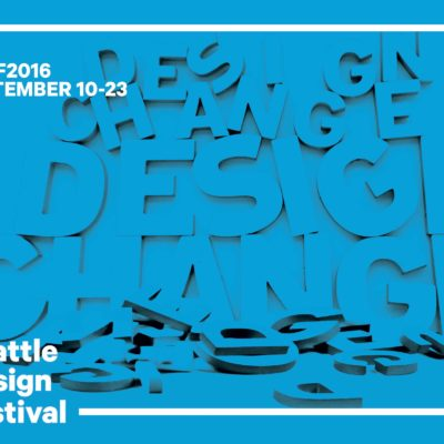 Seattle Design Festival 2016, Week 1 Free Events