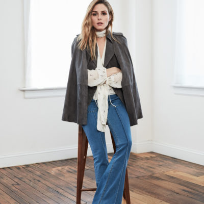 Olivia Palermo + Chelsea28 Fall Collection Launches at Nordstrom