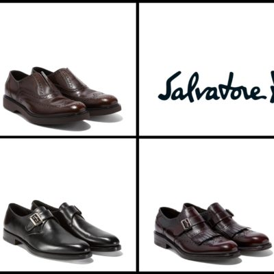Salvatore Ferragamo Men's Shoe Event, September 20-25