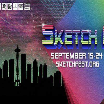 SketchFest Seattle, September 15-24