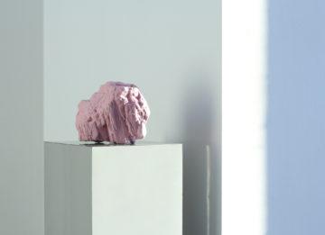 Sculpture by Ian Breidenbach. Image courtesy of The Alice.