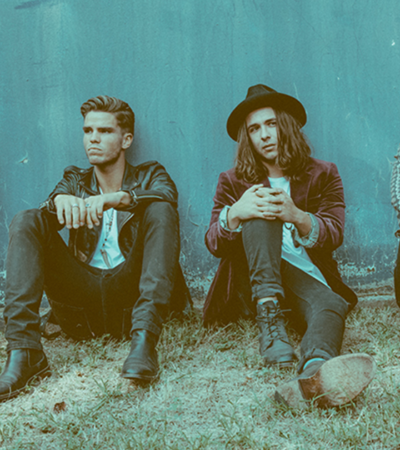 Kaleo & Bishop Briggs at the Neptune, October 25