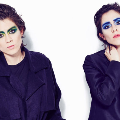 STG Presents: Tegan and Sara at the Moore, October 4