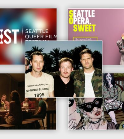 Get Out, Seattle! Arts and Cultural Events, Week of October 10