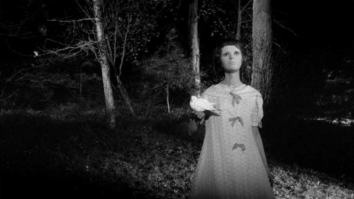 She is not your Snow White. Eyes Without a Face on Hulu via The Criterion Collection.