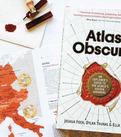 Atlas Obscura Presents: A Subterranean Soirée, October 8