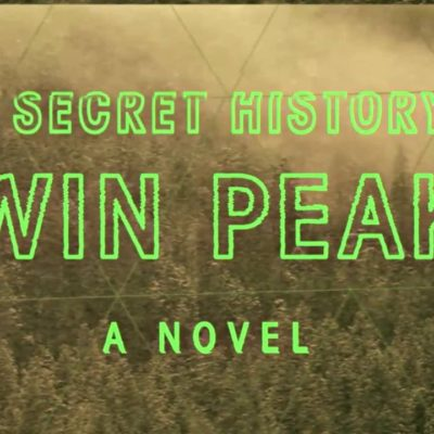 <em>The Secret History of Twin Peaks</em> with Mark Frost, October 29