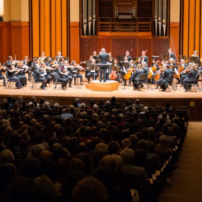 A Primer in the Romantic Spirit from Seattle Symphony via Good, Old-Fashioned Programming