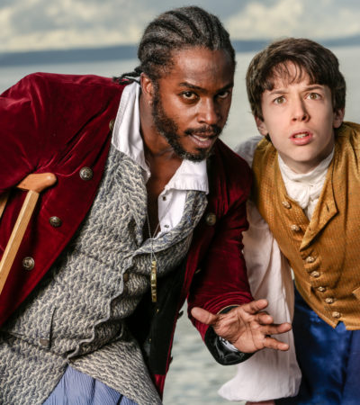 Book-It Repertory Theatre Presents: <em>Treasure Island</em>, Nov 22-Dec 24