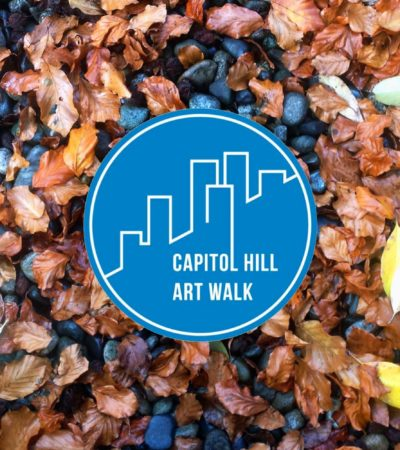 Capitol Hill Art Walk Gallery and Event Guide, November 10, 2016