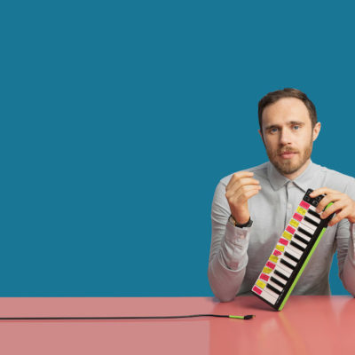 James Vincent McMorrow at the Showbox, November 26