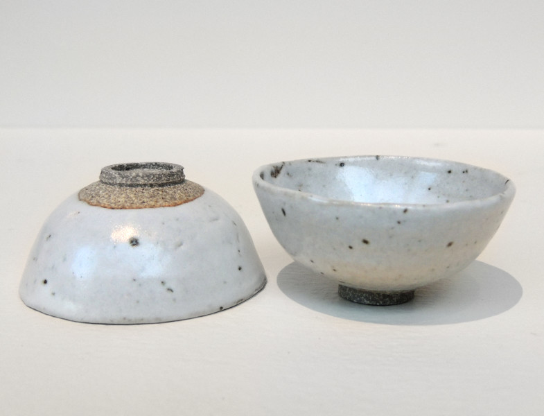 Ceramic works by Christopher Shaw. Image courtesy of Art Xchange Gallery.