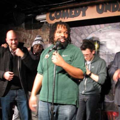 Seattle International Comedy Competition: Final Night, November 27