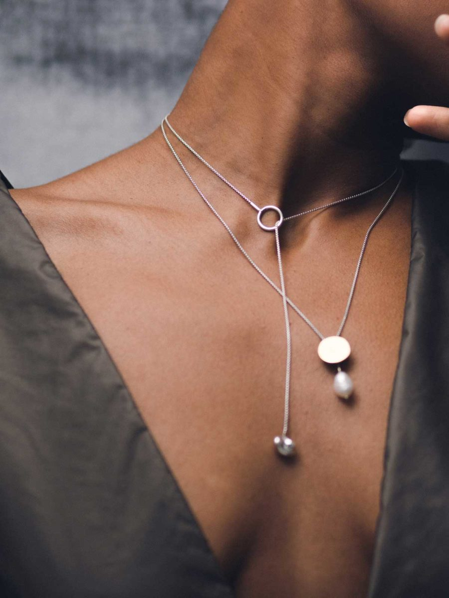 LURO necklace by Faris du Graf. Image courtesy of FARIS.