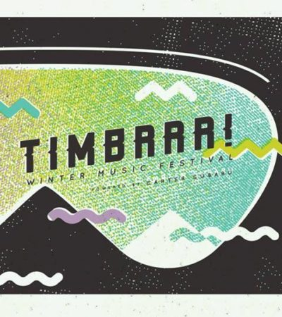 Timbrrr! Winter Music Festival, January 27-28