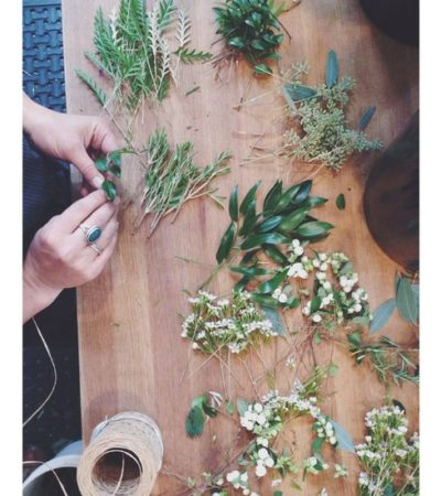London Plane Offers Floral Design Series in January