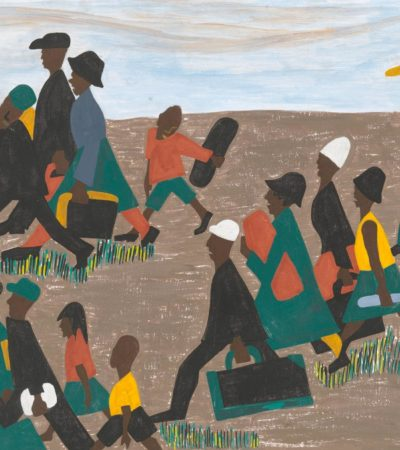 Celebrating a Century of Jacob Lawrence Throughout Seattle: Events Through April 23