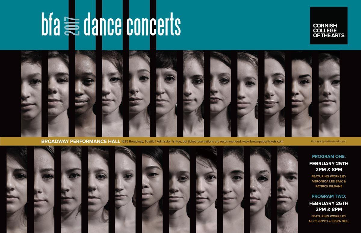 Cornish BFA Dance Concerts 2017