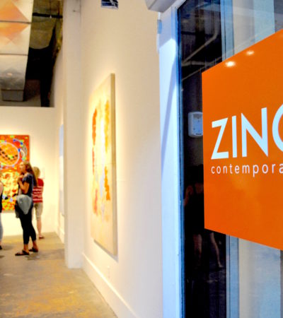 Art by Design: Zinc Contemporary Makes Its Mark on Pioneer Square