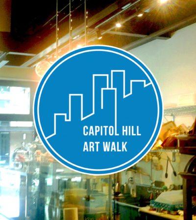 Highlights for February Capitol Hill Art Walk, Thursday, February 9