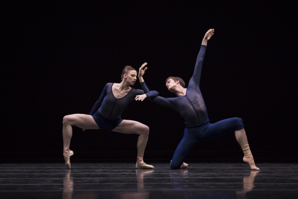 From William Forsythe's New Suite