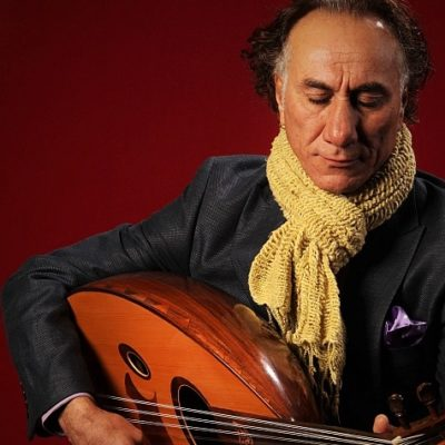 Global Rhythms: An Evening of Music with Rahim AlHaj, March 18