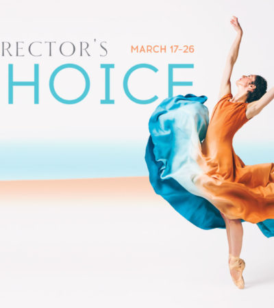 Last Week for Director's Choice 2016-17 at Pacific Northwest Ballet, March 23-26
