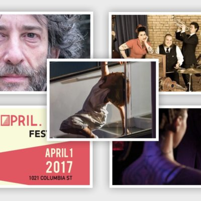 Get Out, Seattle! Arts and Cultural Events, Week of March 27