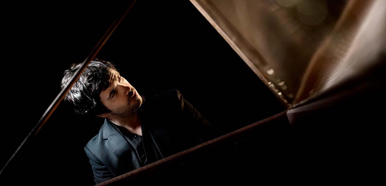 Harpsichordist Ignacio Prego